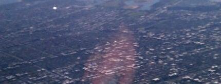LaGuardia Airport (LGA) is one of Airports.