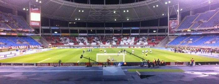 Estadio Nilton Santos (Engenhão) is one of next.