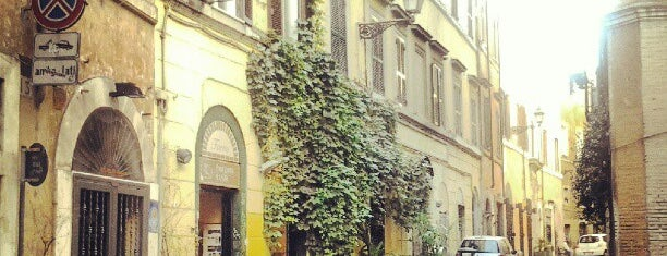 Rione XIII - Trastevere is one of Roma.