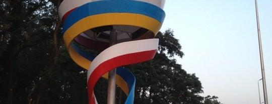 Пост ДПС «Сосновий Бір» is one of Tempat yang Disukai Samet.