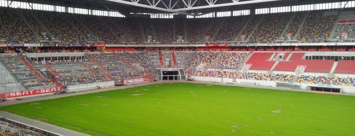 MERKUR Spiel-Arena is one of StorefrontSticker #4sqCities: Düsseldorf.