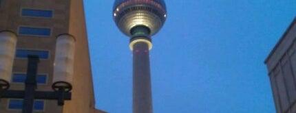 Alexanderplatz is one of I Love Berlin!.