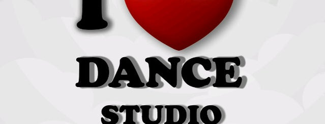 ilovedance Studio By Ömer Yeşilbaş is one of Posti che sono piaciuti a Ela Nur.