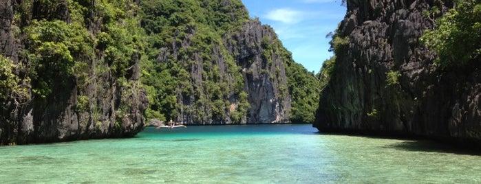 Secret Beach is one of Philippines.
