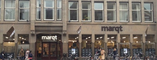 Marqt is one of den haag.