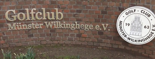 Golfclub Münster-Wilkinghege e.V. is one of Golf und Golfplätze in NRW.