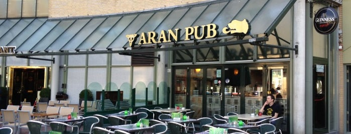 Aran Irish Pub is one of Amsterdam.