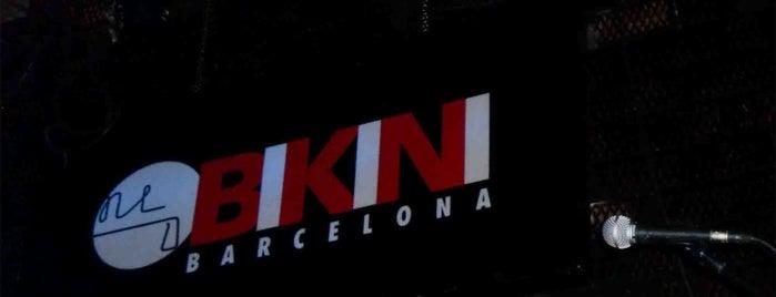 Bikini is one of La otra Barcelona.