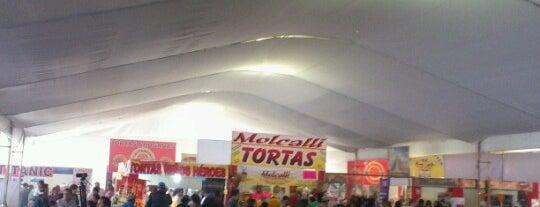 La Feria De La Torta is one of Nueva.