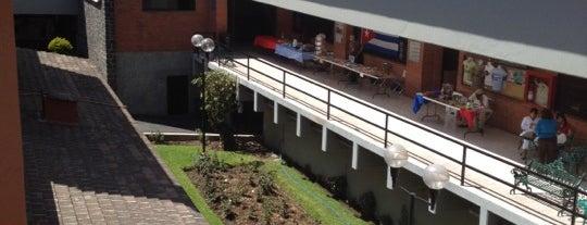 Universidad Simón Bolívar is one of Universidades Ciudad de México.