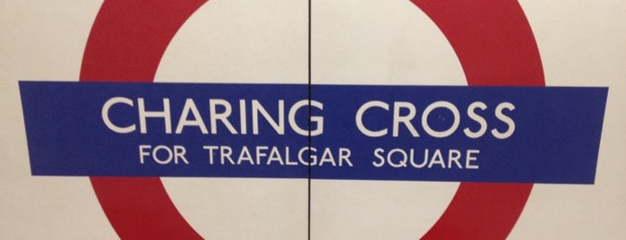 Charing Cross London Underground Station is one of UK & Ireland.
