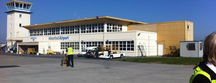Waterford Airport is one of UK & Ireland Airports.