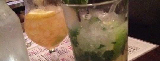 Satay Bar is one of An Aussie's fav spots in London.