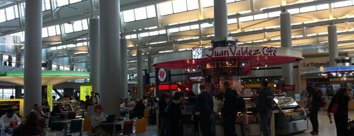 Newark Liberty International Airport (EWR) is one of Flyin' Around the Globe.