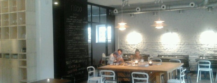 NABO Cafe is one of Hipster Places in Warsaw.