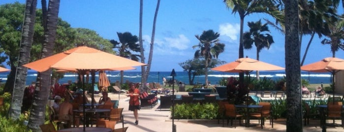 Courtyard Kaua'i at Coconut Beach is one of My places.