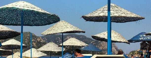 Letoile Beach Hotel Marmaris is one of Oteller.