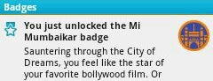 Elephanta Caves is one of #4sqCities Badges 1.