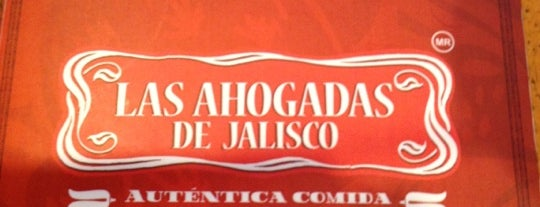 Las Ahogadas De Jalisco is one of TORTAS & SANDWICH.