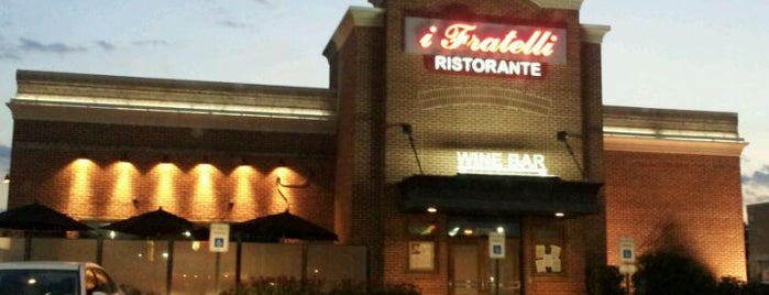 I Fratelli Ristorante & Wine Bar is one of Eats.
