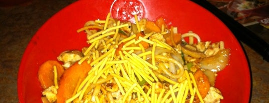 Genghis Grill is one of A Collection of MN.