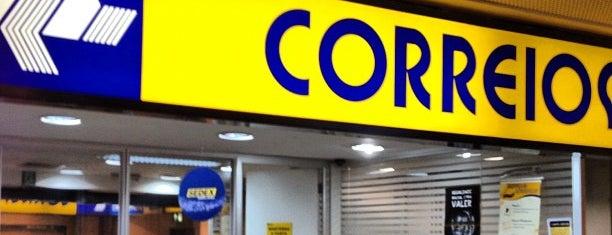 Correios is one of Orte, die Alberto J S gefallen.