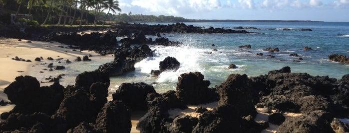 Secret Beach is one of Maui.