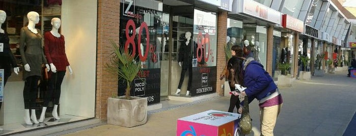 Mall Paseo Santa Filomena is one of Santiago.