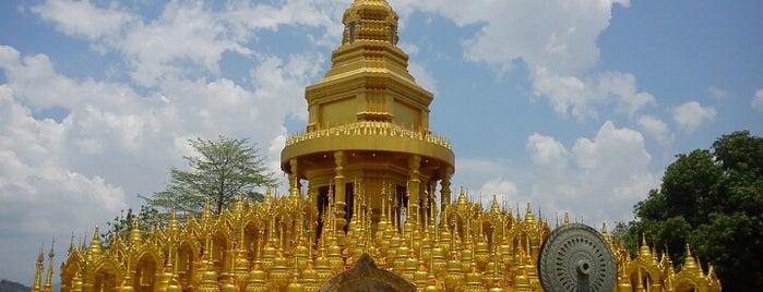 Wat Pasawangboon is one of สระบุรี, นครนายก, ปราจีนบุรี, สระแก้ว.
