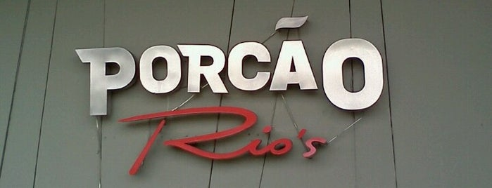 Porcāo is one of 20 favorite restaurants.