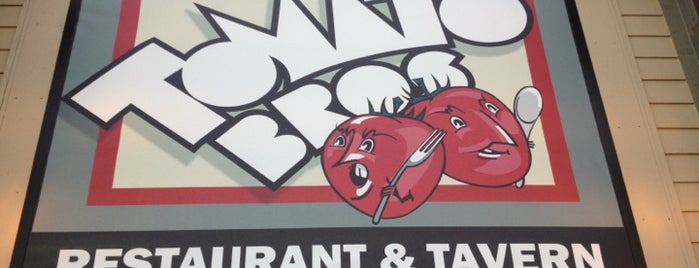Tomato Bros. is one of Michigan Favorites.