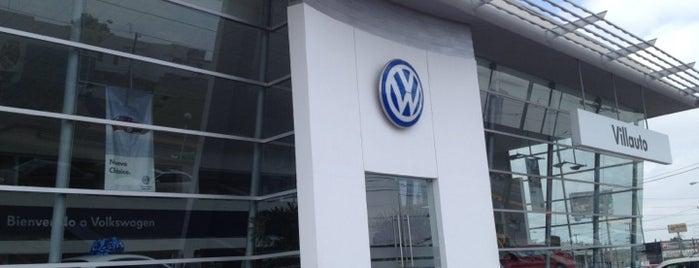 Volkswagen is one of สถานที่ที่ El Gos ถูกใจ.