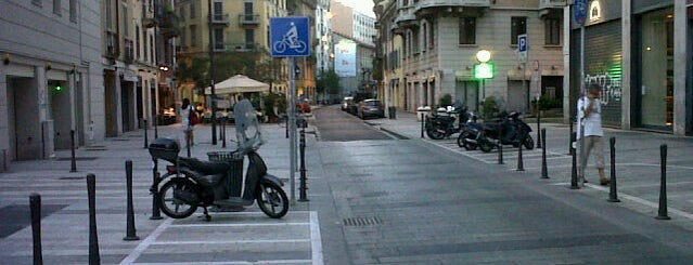 Corso Garibaldi is one of Best places in Milan.