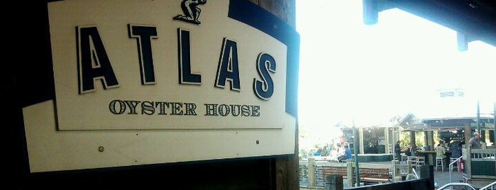 Atlas Oyster House is one of Pensacola /Perdido Key.
