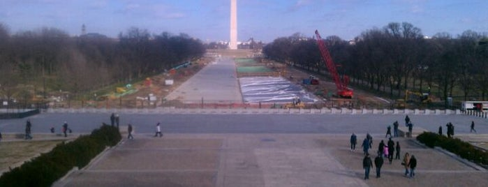 Lincoln Memorial Reflecting Pool is one of Must See DC!.