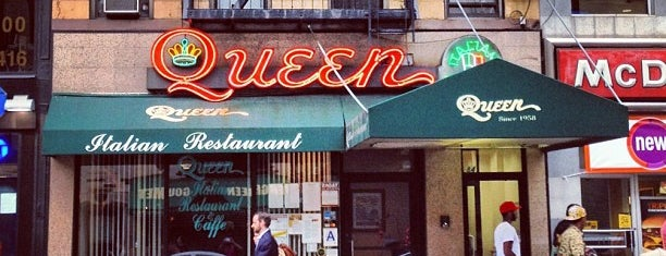 Queen is one of NY Normcore Dining.