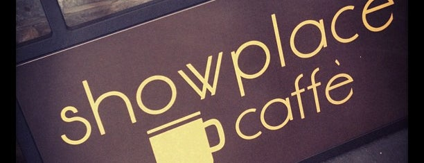 Showplace Caffè is one of Let's get lose.