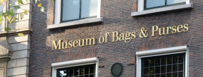 Tassenmuseum Hendrikje is one of All Museums in Amsterdam ❌❌❌.