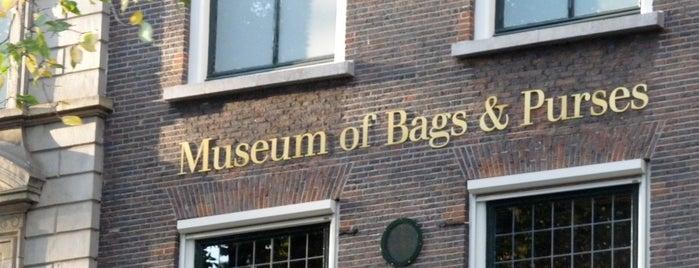 Tassenmuseum Hendrikje is one of Outstanding Amsterdam for backpackers.