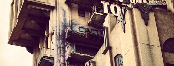 The Twilight Zone Tower of Terror is one of Jozefien 님이 좋아한 장소.