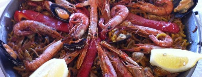 Vizocas restaurante is one of Nueva lista.