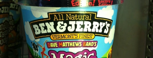 Ben & Jerry's is one of Bite Squad Delivers (SLP).