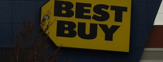 Best Buy is one of Locais curtidos por Carson.