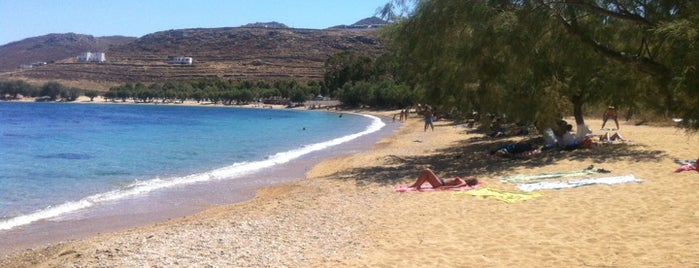 Livadakia Beach is one of Serifos, Greece.