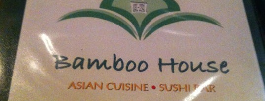 Bamboo House is one of Good Restaurant.