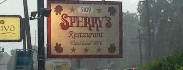 Sperry's Restaurant is one of Best of Nash-vegas.
