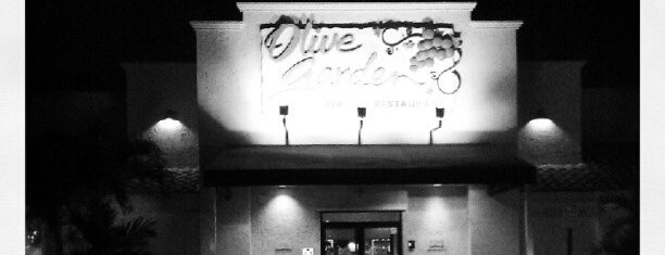 Olive Garden is one of Angelique's Liked Places.
