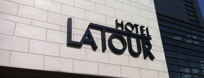 Hotel La Tour is one of Adam's Liked Places.