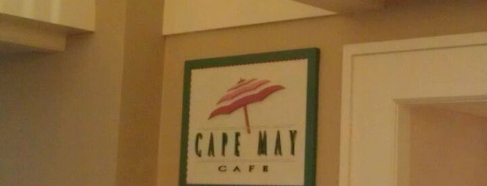 Cape May Cafe is one of Favorite Eateries at Walt Disney World.