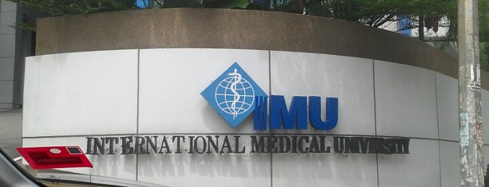 International Medical University (IMU) is one of Lugares favoritos de MAC.